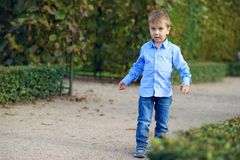 прелестный малыш Стоковое фото RF