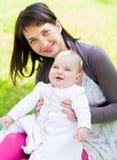 прелестный младенец Стоковые Фотографии RF