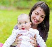 прелестный младенец Стоковые Изображения RF
