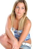 Предназначенная для подростков красота 3 Стоковое Фото