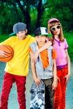 Предназначенная для подростков культура Стоковые Фотографии RF
