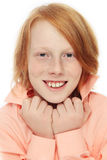 Предназначенный для подростков мальчик Стоковая Фотография
