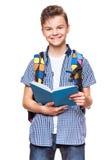 Предназначенный для подростков студент мальчика Стоковое Изображение RF