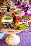 Предложения Бали индусские для церемонии Galungan Стоковая Фотография RF