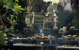 Предложения индусского виска Стоковая Фотография RF