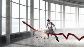Предотвращать progess роста Мультимедиа Стоковые Фотографии RF