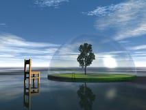 Предохранение от дерева Стоковое Изображение RF