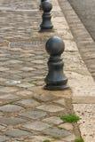 Предохранение от тротуара Стоковая Фотография