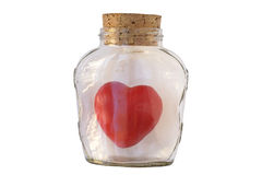 Предохранение сердца стоковые фото