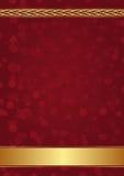 Предпосылка красного вина Стоковое Изображение