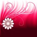 Предпосылка красного цвета ювелирных изделий Стоковые Изображения