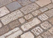 Предпосылка плитки дороги Стоковое Изображение
