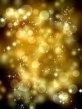 Предпосылка рождества и курортного сезона Стоковые Изображения RF