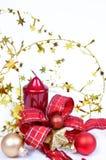Предпосылка рождества Стоковые Фото