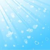 предпосылка симпатичная Стоковая Фотография RF