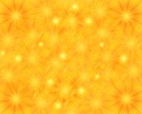 предпосылка солнечная Стоковое Изображение