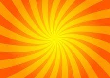 предпосылка солнечная Стоковая Фотография