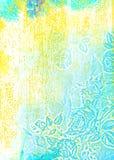 Предпосылка текстурированная конспектом Стоковые Фотографии RF