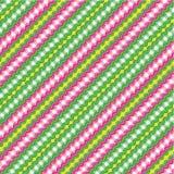 Предпосылка тканья, безшовная включенная картина Стоковые Изображения RF