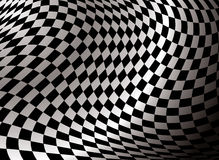 предпосылка checkered Стоковое Изображение