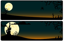 предпосылка helloween Стоковое Фото