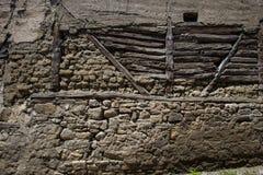 Предпосылка †каменной стены « Стоковое Изображение