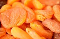 Предпосылка абрикосов апельсина высушенных Стоковое Фото