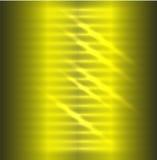 Предпосылка абстрактного дизайна темная желтая Стоковые Изображения RF