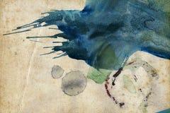 Предпосылка абстрактного искусства Стоковые Изображения RF