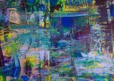 предпосылка абстрактного искусства Стоковое Фото