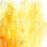 Предпосылка абстрактного треугольника геометрическая пестротканая, иллюстрация EPS10 вектора Стоковое Фото