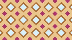 Предпосылка абстрактной множественной красочной формы изменяя иллюстрация вектора