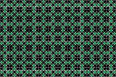 Предпосылка абстрактной науки вектора Дизайн шестиугольника геометрический 10 eps Стоковые Изображения