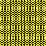 Предпосылка абстрактной науки вектора Дизайн шестиугольника геометрический 10 eps Стоковые Изображения RF