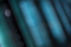 Предпосылка абстрактной технологии с голубым светом Стоковое Изображение