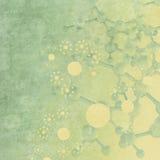 Предпосылка абстрактных молекул 3d медицинская Стоковое Изображение