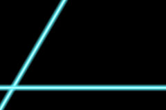 Предпосылка лазера Стоковое Фото