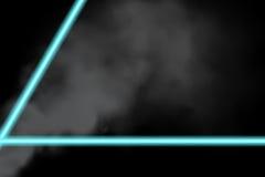 Предпосылка лазера Стоковая Фотография