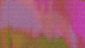 Предпосылка акварели абстрактная текстурирует красочную картину Стоковые Изображения RF