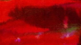 Предпосылка акварели абстрактная текстурирует красочную картину Стоковое фото RF