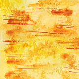 Предпосылка акварели акварели растра абстрактная, абстрактная текстура акварели Изображение вручную элемент конструкции рождества Стоковые Фотографии RF