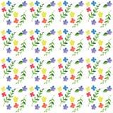 Предпосылка акварели ботаническая бесплатная иллюстрация