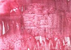 Предпосылка акварели конспекта сатинировки циннамона стоковые фото