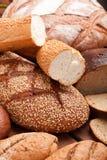 Предпосылка ассортимента хлеба Стоковые Изображения