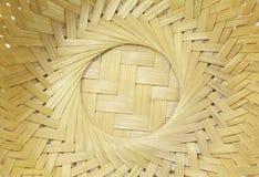 Предпосылка бамбука закручивая Стоковое фото RF