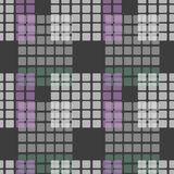 Предпосылка безшовного абстрактного орнамента картины геометрическая иллюстрация вектора