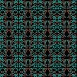Предпосылка безшовной абстрактной мозаики декоративная Стоковая Фотография RF