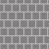 Предпосылка безшовной геометрической картины Стоковая Фотография