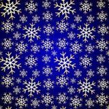 Предпосылка безшовной картины вектора голубая с иллюстрация штока