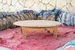 Предпосылка бедуинской палатки Стоковые Фотографии RF